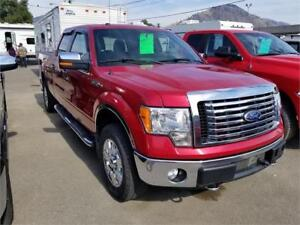 2012 Ford F-150 XLT S/CREW 4X4 - BLACK FRIDAY SALES EVENT