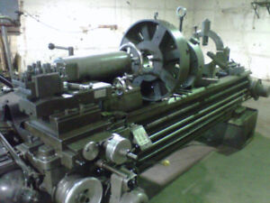 Try your trades VDF German Lathe