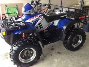 GREAT 4X4 QUAD FOR UNDER $4K!