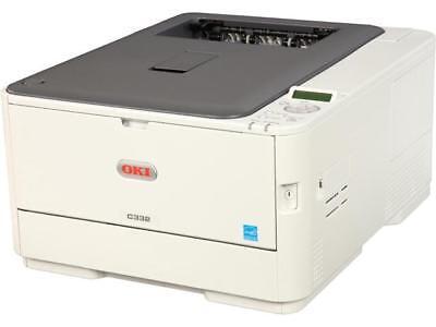 Okidata C332DN (62447501) Duplex Color Laser (332 Laser)