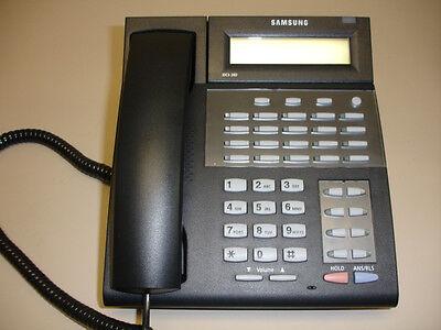 Five Refurbished Samsung Idcs 28d Falcon Phones Charcoal Black F28dg