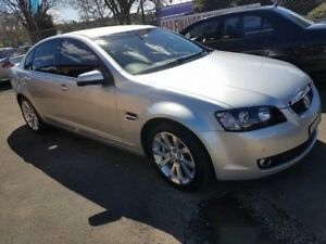 2008 Holden Calais VE MY09 V Silver 5 Speed Automatic Sedan Campbelltown Campbelltown Area Preview