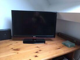 LG 22in LED Colour TV