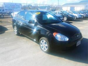 2011 Hyundai Accent $4,995.00 with new M.V.I