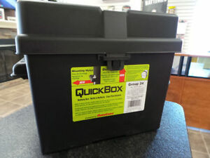 Quick Cables - Group 24 Battery Box