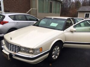 1995 Cadillac Seville Berline