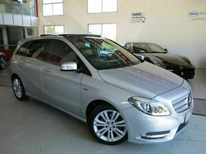 2012 Mercedes-Benz B200 CDI W246 BlueEFFICIENCY DCT Silver 7 Speed Sports Automatic Dual Clutch Albion Brisbane North East Preview