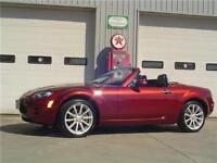 2008 Mazda MX-5 GT - Copper Red Mica w/ ONLY 44,200 KM's
