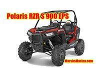 2015 Polaris RZR 900 S Side by Side UTV