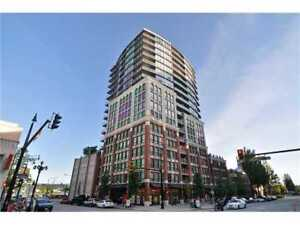 Furnished Modern Beautiful Apartment - steps from the Skytrain