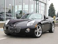2009 Pontiac Solstice Convertible | Standard Transmission | Chro