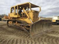 Komatsu D155A-1 dozer with ripper, tilt sweeps and brush canopy Edmonton Edmonton Area Preview