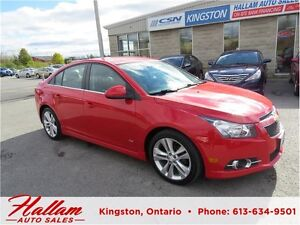 2012 Chevrolet Cruze LT Turbo, Bluetooth, Cruise Control