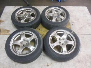 Subaru 5X100 JDM Wheels Jante