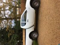 Mitsubishi L200 Cab4 Work. 4x4. White. Registered Dec 2012. One owner