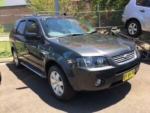 2006 Ford Territory SY SR (4x4) Grey 6 Speed Auto Seq Sportshift Wagon Campbelltown Campbelltown Area Preview