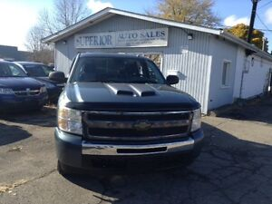2009 Chevrolet Silverado 1500 LS Fully Certified! No accidents!