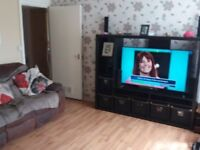 Large 2 bed ground floor flat for exchange