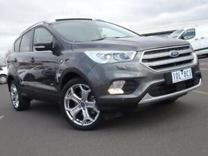 2018 Ford Escape ZG 2018.00MY Titanium AWD Magnetic 6 Speed Sports Automatic Wagon Strathmore Heights Moonee Valley Preview