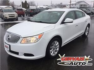 Buick LaCrosse CX A/C MAGS 2012