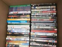 DVDS JOB LOT OF NEW DVDS ONLY £15 over 150 dvds