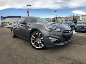 2016 Hyundai Genesis Coupe R-Spec Manual