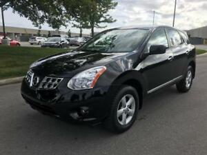 2013 NISSAN ROGUE S|ALLOYS|HEATED SEATS|ROOF RACK|AUX AUDIO INPU