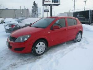2008 SATURN ASTRA XE, 114KM, HEATED SEATS SAFETY&WARRANTY $4,450