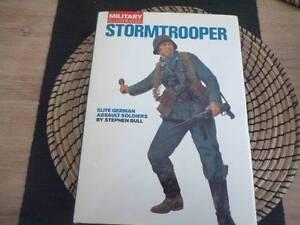 Military illustrated Stormtrooper Elite German Assault Soldier Amaroo Gungahlin Area Preview