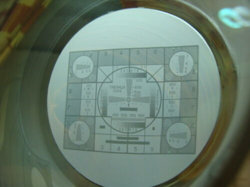 ORTHOCON MONOSCOPE tube iconoscope vidicon