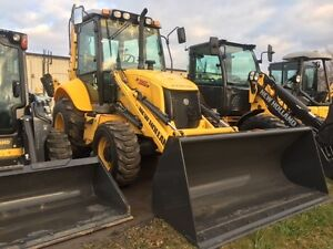 2016 New Holland B95B Backhoe