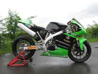 KAWASAKI KXF 450 2011 TRACK DAY RACE GP45 MOTO SHORT CIRCUIT BSB SUPERBIKE