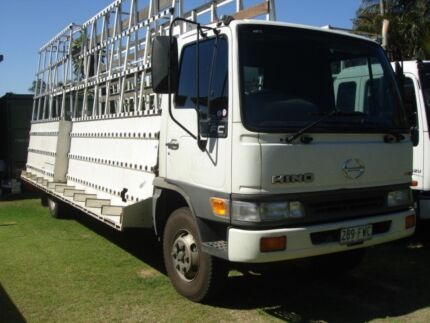 2000 Hino Ranger FC Burpengary Caboolture Area Preview