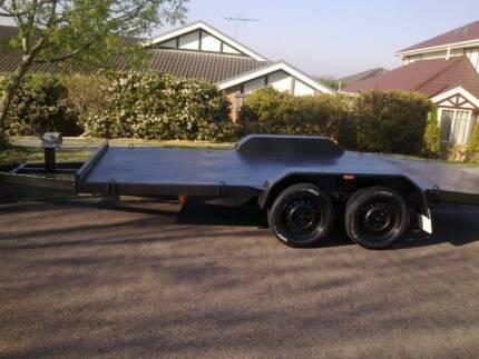 Special K Car Float Car Trailer For hire car trailer rental