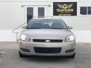 2011 Chevrolet Impala LT NO ACCIDENT, CERTIFIED, ONLY 58000KM