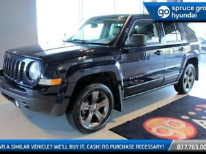 2015 Jeep Patriot SPORT, LEATHER SEATS, SUNROOF, 4X4