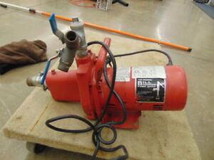 SHALLOW WELL WATER PUMP 1/2HP