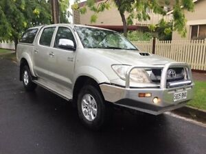 2009 Toyota Hilux KUN26R 09 Upgrade SR5 (4x4) 4 Speed Automatic Dual Cab Pick-up Medindie Walkerville Area Preview