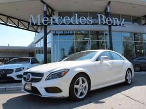 2016 Mercedes-Benz CLS-Class 4MATIC Coupe