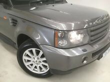 2008 Land Rover Range Rover Sport L320 08MY TDV6 Grey 6 Speed Sports Automatic Wagon Edgewater Joondalup Area Preview