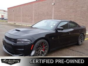 2016 Dodge Charger HELLCAT Accident Free,  Navigation (GPS),  Le