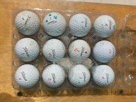 96 x PROV 1 and PROV 1X Golf Balls