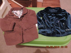 Girl's Size 4T Dressy Fall Jackets London Ontario image 1