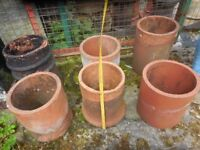 Pot Planters Garden Planters Chimney pots