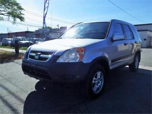 HONDA CR-V EX 4WD! EXCELLENT CONDITION ! CERTIFIED!