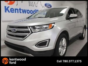 2016 Ford Edge SEL AWD, heated power seats, back up cam, push st