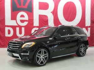 Mercedes-Benz Classe-M ML350 BlueTEC AMG AIR SUS 2014