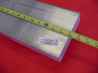 1-12 X 6 Aluminum 6061 Flat Bar 15 Long Solid T6511 1.500 Plate Mill Stock