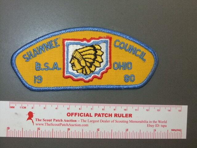 Boy Scout Shawnee C  CSP 8179Z
