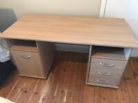 Desk in excellent condition suitable for home or business office